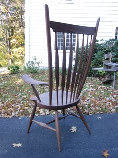 Peter Galbert Chair Notes, Windsor Chairs