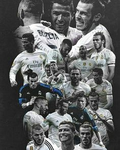 A bit more hint of blue World Best Football Player, Best Football Team, World Football, Real Madrid Liga, Real Madrid Score, Cristiano Ronaldo, Garet Bale, Real Mardid, Ronaldo Quotes