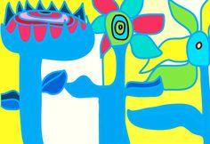VOY A ACERCARME A LA ESQUINA DEL CORREO POSTAL PARA RECIBIR NOTICIAS TUYAS DE MI NECESIDAD    autor: Ramiro Quesada  técnica: mixta  dimensiones: 23,8 cm x 14,8 cm | pablodabastida