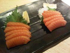 Sushi Tei Salmon Sashimi