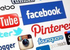 Popular Social Media Platforms And Their Average Active Users — Tush Magazine History Of Social Media, Social Media Logos, Social Media Tips, Social Networks, Social Media Marketing, E-mail Marketing, Internet Marketing, Digital Marketing, Marketing Ideas