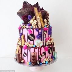 The cake of your dreams: The Unbirthday Bakery in Sydney is making a very big impact on th...