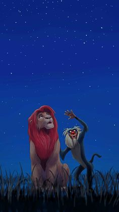 Discovered by LoveOthers. Find images and videos about wallpaper, disney and simba on We Heart It - the app to get lost in what you love. Art Roi Lion, Lion King Art, Lion King Movie, Disney Lion King, The Lion King, Rafiki Lion King, Disney Phone Wallpaper, Cartoon Wallpaper Iphone, Cute Cartoon Wallpapers