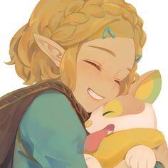 The Legend Of Zelda, Legend Of Zelda Breath, Princesa Zelda, Image Zelda, Zelda Video Games, Nintendo Super Smash Bros, Link Zelda, Ecchi, Fan Art