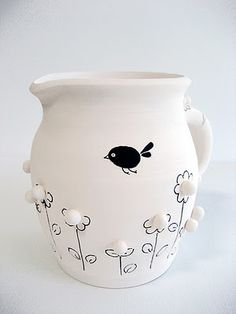 PeppaStudio - how about on a vase?