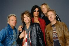 Warriors Of The Metal: Aerosmith - Discografia