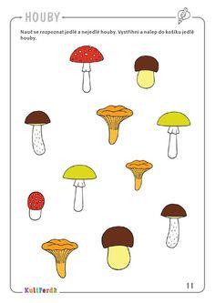 Preschool Crafts, Diy And Crafts, Stuffed Mushrooms, Worksheets, Education, Kids, Arrows, Blue Prints, Kindergarten