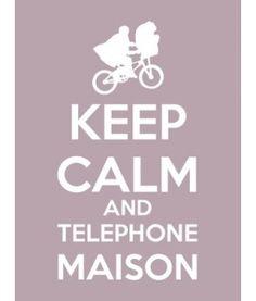 Telephone Maison - pince-mi-pince-moi