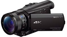 I would love this #Camcorder! It's the #Sony Handycam #AX100E - which shoots in #4K from #CES2014! But it's like $2000...
