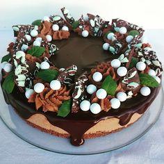 #leivojakoristele #hyydytehaaste Kiitos @bakingofmaria Birthday Cake, Baking, Desserts, Food, Tailgate Desserts, Birthday Cakes, Deserts, Bakken, Eten