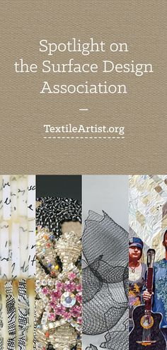Spotlight on the Surface Design Association