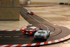 Carrera Digital two lanes track - Slot Cars