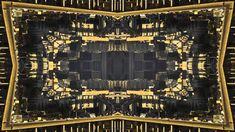 Mirror City, Mesmerizing Kaleidoscopic Time-Lapses of Cities. Cool!