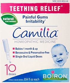 Boiron Camilia lquido 10Cada Pack Of 2 ** You can find out more details at the link of the image. Note: It's an affiliate link to Amazon.