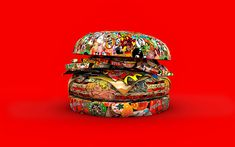 The United States of Consumption - F. The Art World by Simon ★ Waloszek Art Director, Creative Director, Behance, Art World, Captain Hat, United States, The Unit, Artists, Gallery