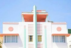 South Beach, Multi Story Building, Florida, Mansions, House Styles, Miami, Home Decor, Decoration Home, Manor Houses