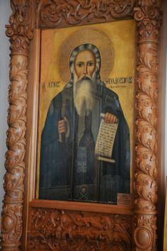 SecretCyprusTravel: Images inside Saint Theodosios Church, Archimandrita village, Pafos!! Read more at www.secretcyprustravel.blogspot.com