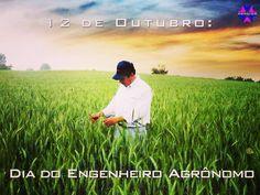 O engenheiro agrônomo é um dos mais sinceros parceiros dos agricultores, transmitindo conhecimentos e técnicas para ajudar no trabalho no campo. Toda essa dedicação é fruto de amor pela vida e pela terra. Muito obrigado pelo esforço!