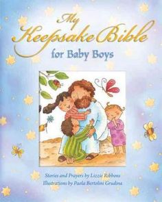 The Baby Keepsake Bible