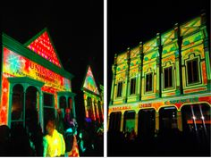 The Wanderbug - Winterwonderlights at Sovereign Hill