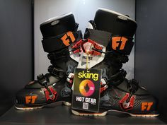Here's the best gear you can't touch yet. Tilt, Golf Bags, Gears, Skiing, Photo Galleries, Boots, Gallery, Ski