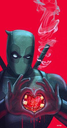 56 Ideas funny marvel deadpool geek for 2019 Marvel Dc Comics, Archie Comics, Fun Comics, Marvel Art, Marvel Heroes, Marvel Characters, Deadpool Und Spiderman, Deadpool Art, Deadpool Movie