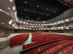 Galeria de Centro de Artes Performativas Wagner Noël / Bora Architects + Rhotenberry Wellen Architects - 5