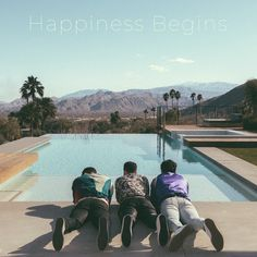 Happiness Begins Jonas Brothers (Album mới) [Album mới] Happiness Begins do Jonas Brothers trình bày. NGHE ALBUM: Delivered by service Jonas Brothers, Maroon 5, Portugal The Man, The Ocean, Ryan Tedder, Will Ferrell, Easy Listening, Avicii, Ricky Bobby