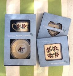 Nicholas Mosse Handcrafted Irish Table and Giftware Pottery. Kitchenware and Home Pottery. Irish Pottery, Pottery Gifts, Box Sets, Pottery Bowls, Ireland, Best Gifts, Frame, Handmade, Ceramic Bowls