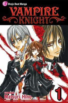 Still looking for something in the wake of Twilight as the last movie rolls in theaters? Vampire Knight has the love triangle but with a heroine who takes center stage in her deciding her own fate.