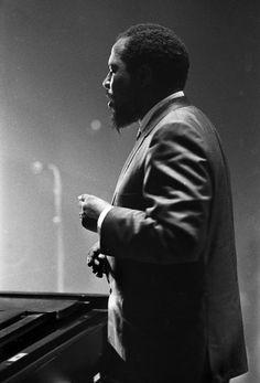 Thelonious Monk (Photo by Eddy Posthuma de Boer)