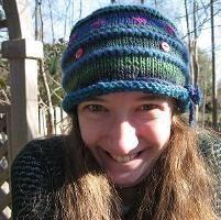 Scrappy hat free knit pattern