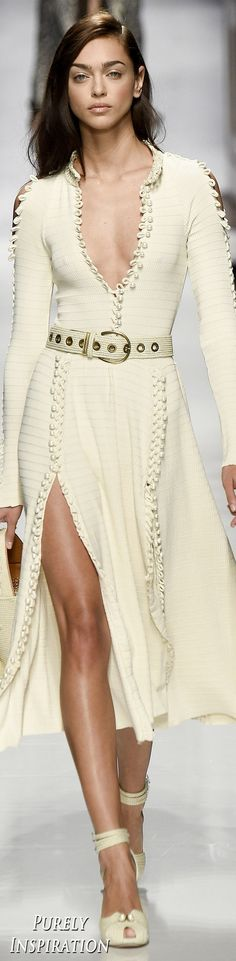Ermanno Scervino SS2017 Women's Fashion RTW | Purely Inspiration