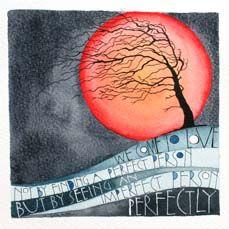 more lettering work « Sam Cannon Art Sam Cannon, Tree Artwork, Landscape Quilts, Expressive Art, Art Graphique, Moon Art, Art Lessons, Bunt, Amazing Art