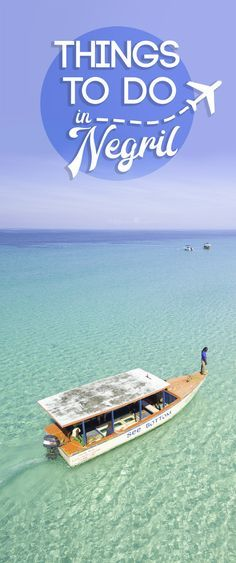 Things to do in Negril Jamaica Pinterest Pin feature