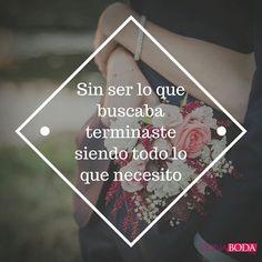 Mi TODO <3 #amor #enamorados #parejas #teamo #hapiness #love #frases #amor❤️ #loveforever #zonaboda #picoftheday #instaphoto #frasesdeldia