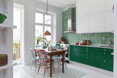 Green: Photo: Pernilla Hed/Sköna hem