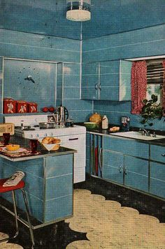 """Better Homes and Gardens"""" June 1949"""