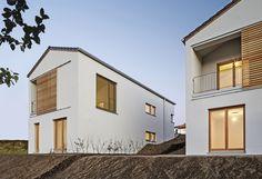 Ja, ein Bauträgerhaus. • Schildhammer