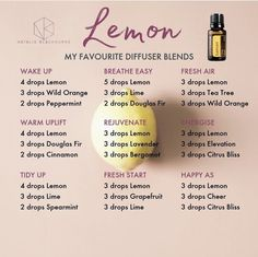 It's the WEEKEND.which means LEMON time! I have no idea why that's the case other than I feel like Lemon and it happens to be the… Essential Oil Diffuser Blends, Essential Oil Uses, Lemon Essential Oils, Doterra Diffuser, Aromatherapy Oils, Doterra Essential Oils, Spirit, Aroma Therapy, Diffuser Recipes