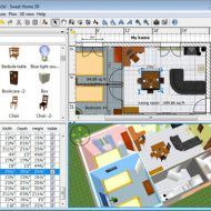 تحميل برنامج تصميم المنازل House Floor Design Architecture Design Sketch Iron Gate Design