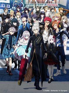 K Project Image - Zerochan Anime Image Board Fan Anime, Anime Manga, Anime Guys, Anime Art, Kk Project, Missing Kings, Suoh Mikoto, Return Of Kings, Upcoming Series