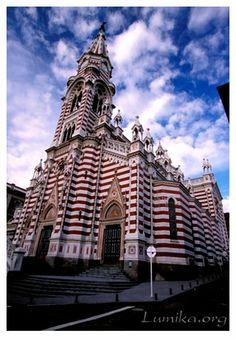 Iglesia del Carmen del Colegio Salesiano de Leon XIII en Bogota