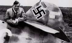 Germany's Top WWII Fighter Pilot Ace – Erich Hartmann – was born on April 19, 1922 and spent the first few years of his childhood in China. Description from armedforcesmuseum.com. I searched for this on bing.com/images