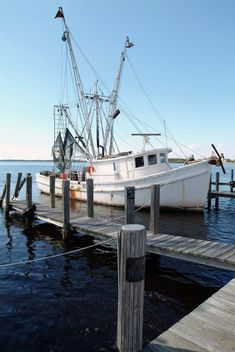 Photo about Shrimp boat at dock. Image of pier, dock, ocean - 250932 Kayak Fishing, Fishing Boats, Sea Fishing, Fishing Shirts, Bikini Fishing, Crappie Fishing, Hunting Shirts, Fishing Humor, Fishing Reels