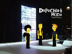 ~ Depeche Simpsons ~