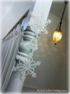 RichetCochet~~Tatting &Crochet &Antiques~