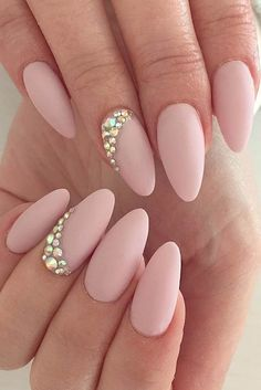 43 Different Ways to Wear Nude Nails This Year Alpi , , 43 Different Ways to Wear Nude Nails This Year Pretty and Elegant Matte Nail Art Design Nageldesign. Matte Nail Art, Cute Acrylic Nails, Acrylic Nail Designs, Nail Art Designs, Pretty Nail Art, Cool Nail Art, Nude Nails, Pink Nails, Coffin Nails