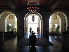 The pink palace (Royal Hawaiian Hotel) Waikiki