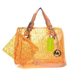 3a56a4aef2ef michael kors plastic beach bag mk logo keychain - Marwood ...